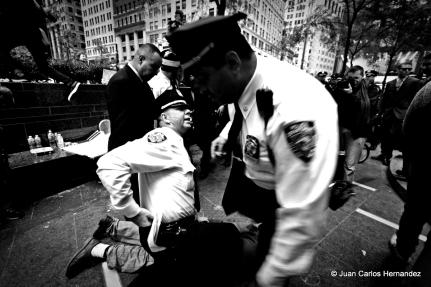 Occupy Wall Street par Juan Carlos Hernandez