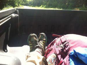 truckbed